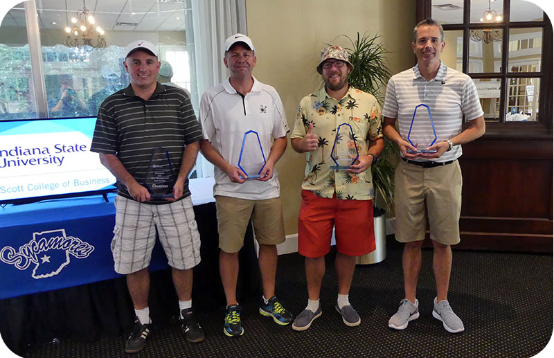 2017 IRM Golf Outing Winners - OneAmerica