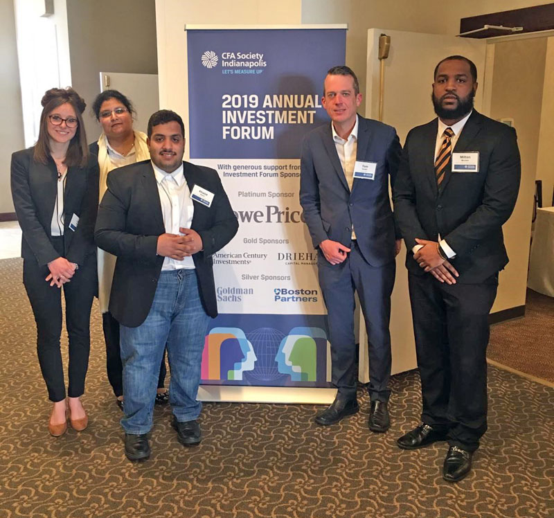 2019 CFA Indianapolis Investment Forum