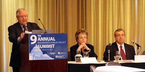 Jack Tatom at 2013 9th Annual NFI Insurance Summit