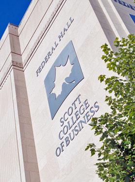 Federal Hall corner