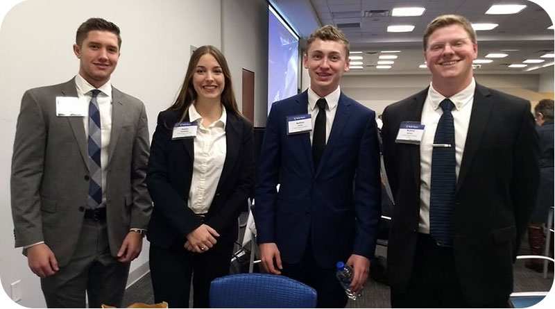 Conexus Indiana Case Logistics Competition 2017 Team