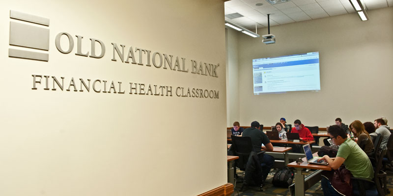 FD122 - Old National Bank Financial Health Classroom