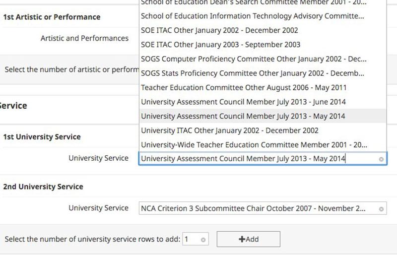 Faculty Web Profile