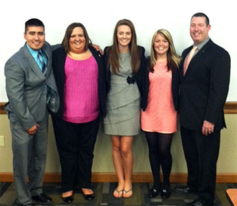 2014 Financial Planning Graduates