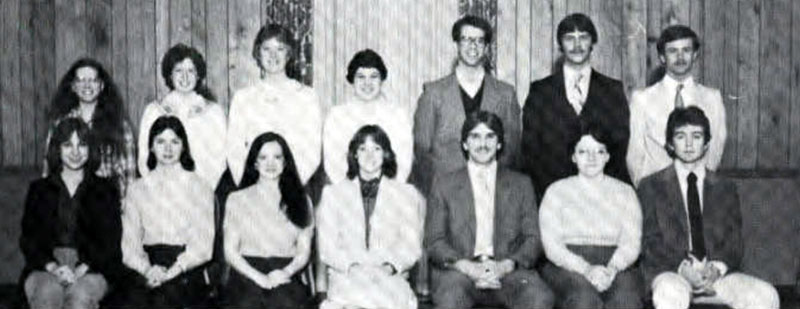 Accounting Club 1982