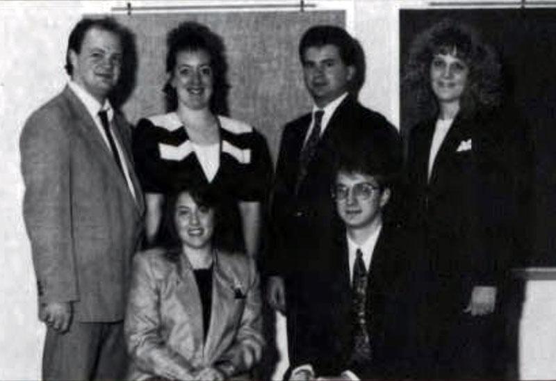 Accounting Society 1993
