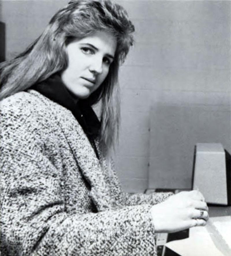 Sharon Andrus 1989