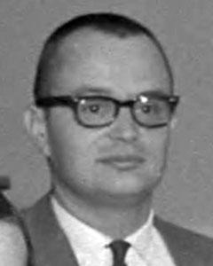 John Berens, November 26, 1964