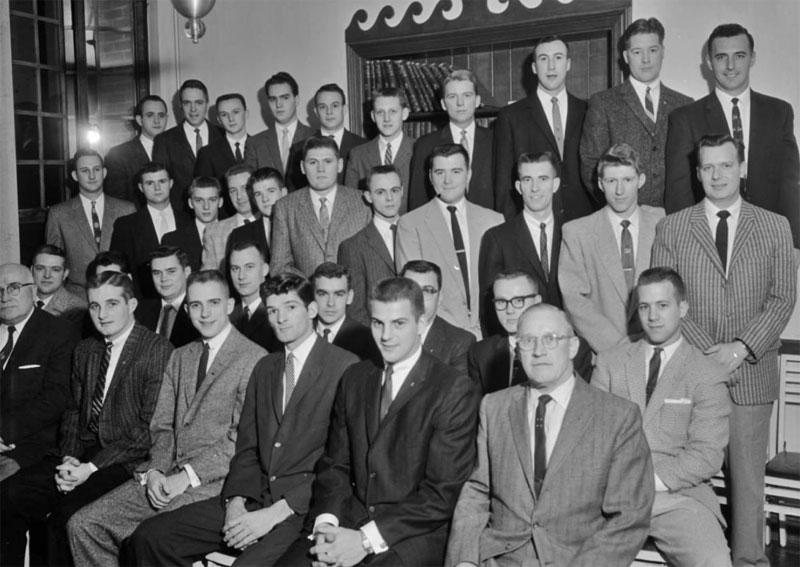 Beta Iota Sigma, January 8, 1959