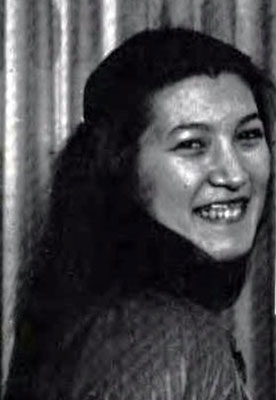 Judy Bowman 1980