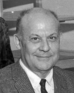Vachel Breidenbaugh, November 12, 1964