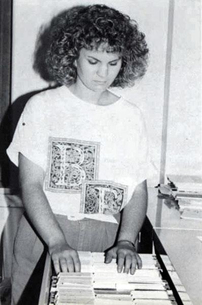 Jennifer Bukovac 1991