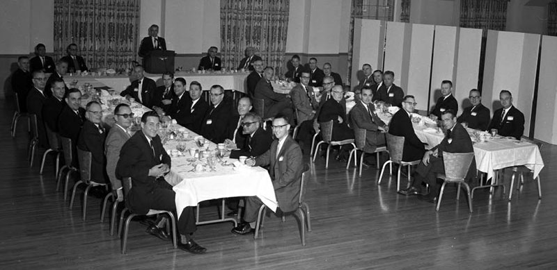 Business Industry Seminar 1964
