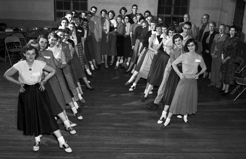 Commerce Club, October 15, 1953
