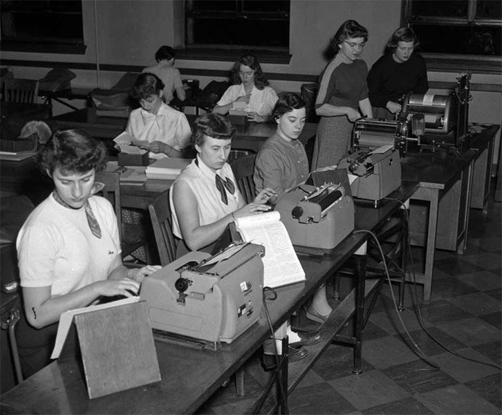 Commerce practice, October 28, 1953
