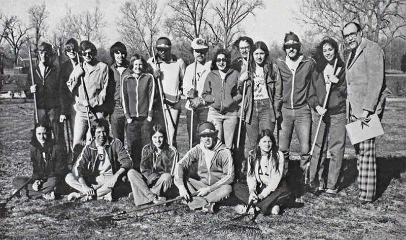 Delta Sigma Pi - Delta Tau Chapter, Donaghy Day, 1979