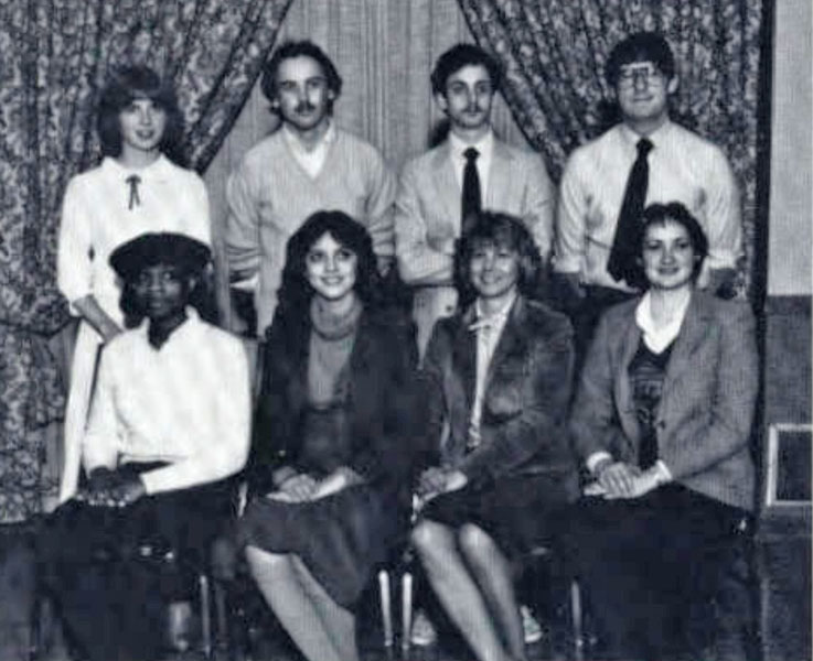Distributive Education Club, 1982