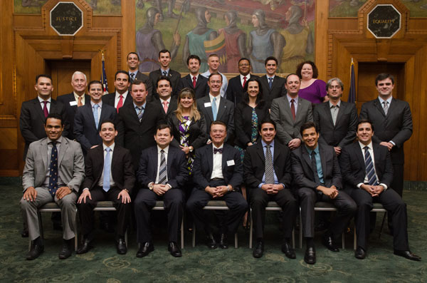 Brazilian FGV MBA Students, August 2013