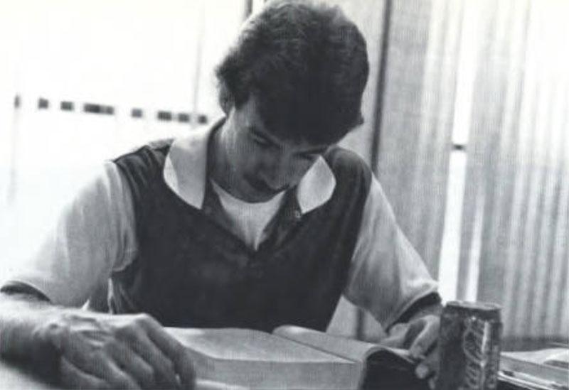 Rob Finley, 1986