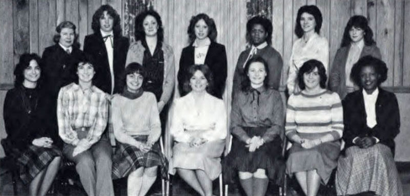 Future Secretaries Association, 1982