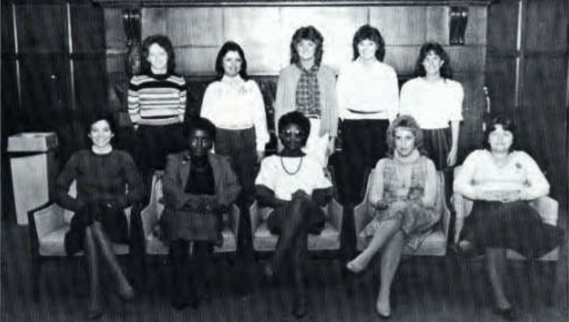 Future Secretaries Association, 1985