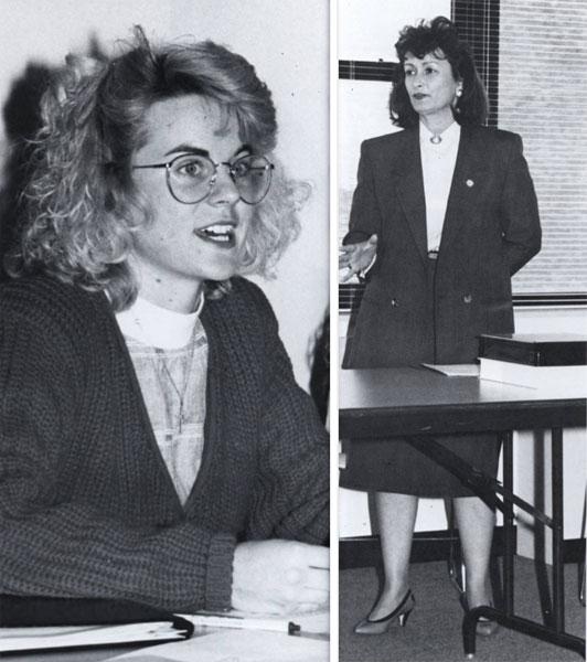 Gamma Iota Sigma, Alpha Epsilon chapter, 1992