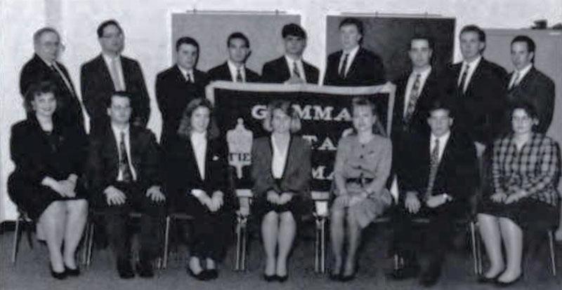 Gamma Iota Sigma, Alpha Epsilon chapter, 1993