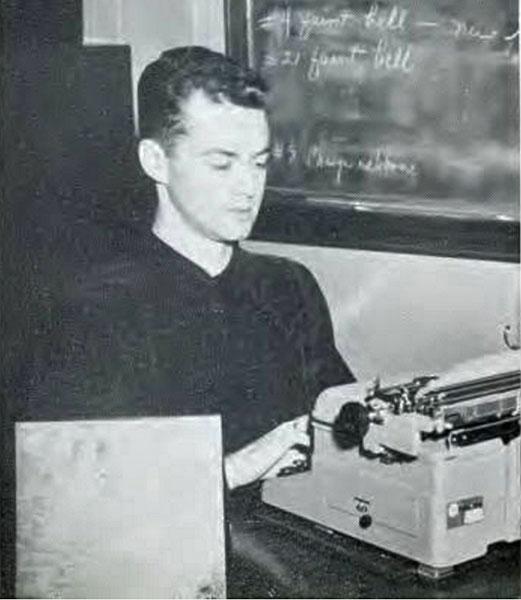 Pat Hassett, 1951