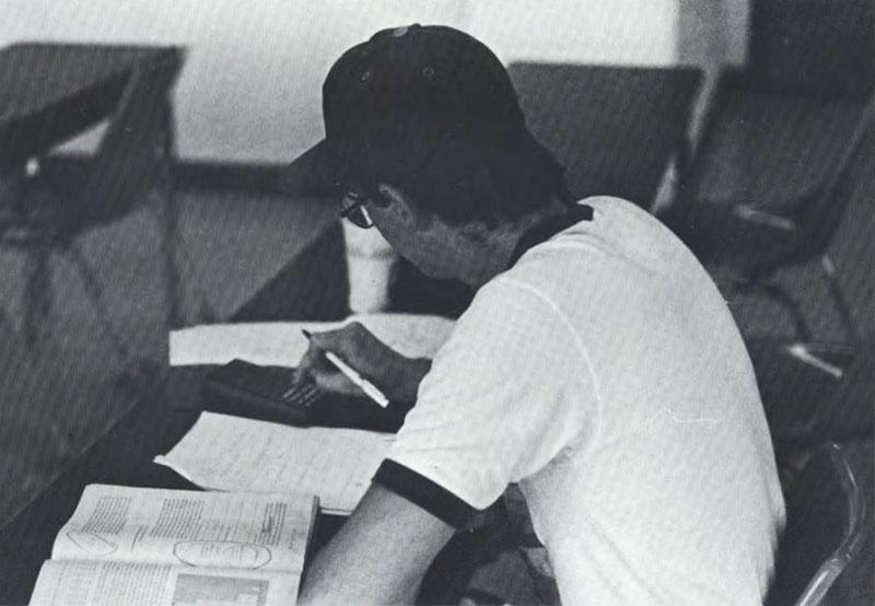 John Henderson, 1984
