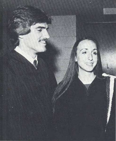 Michael Henke & Paula Earleywine, 1982