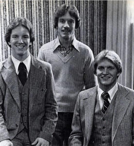Bradley J. Herndon, Allen Tamar & David H. Mann