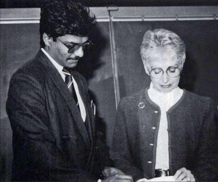 Navin Koosrajoo, 1993