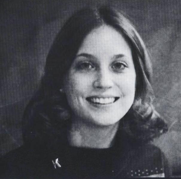 Karen Moerdyk Leets, 1978