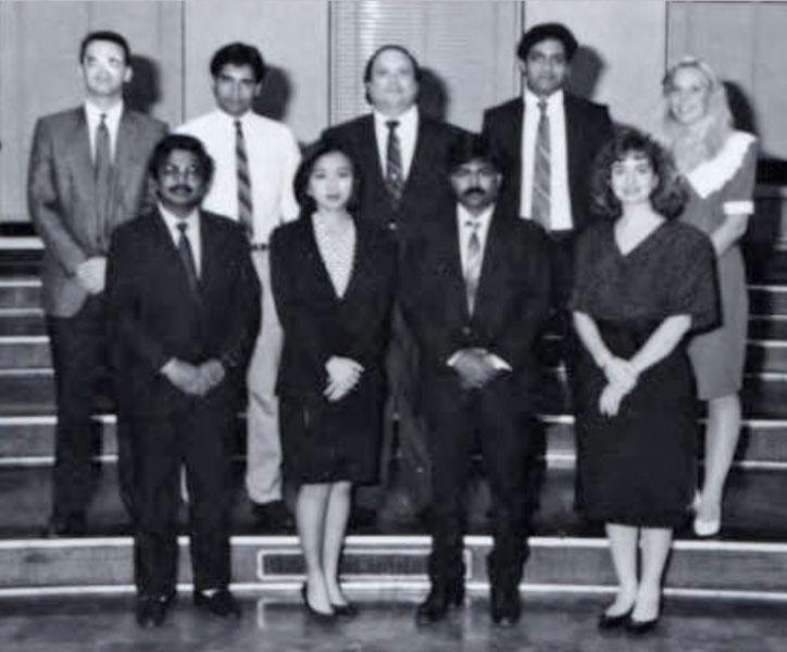 MBA Association, 1992