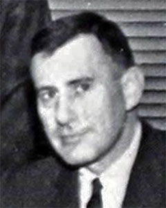 James McCrisaken, 1963