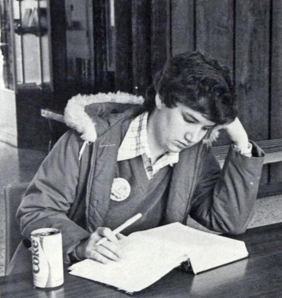 Elizabeth McKee, 1983