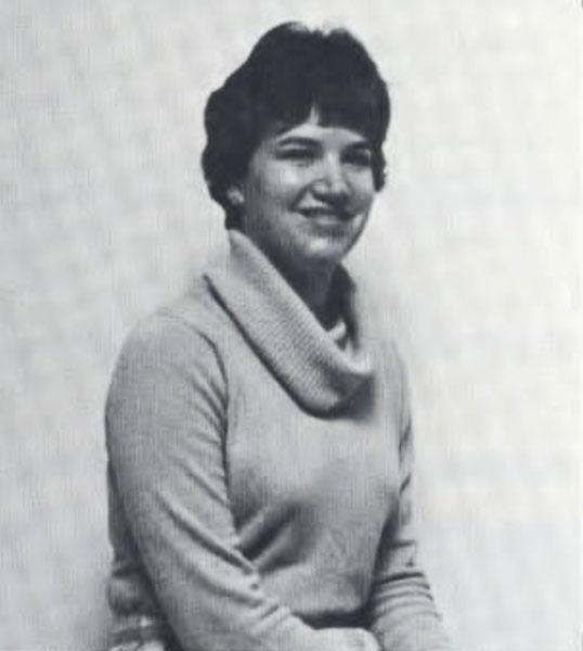 Elizabeth McKee, 1982