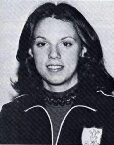 Kathy Nicholson, 1977