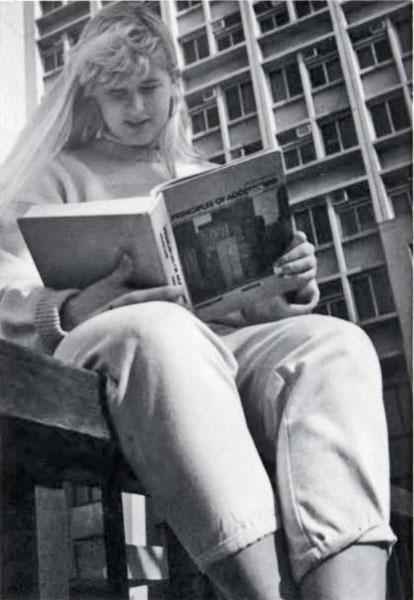 Cheryl Obenchain, 1989