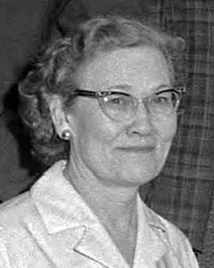 Leone Orner, October 5, 1961