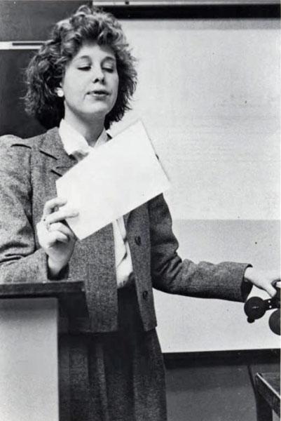 Lea Ann Osmon, 1988