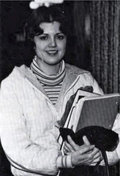 Deborah Rose Pease, 1979