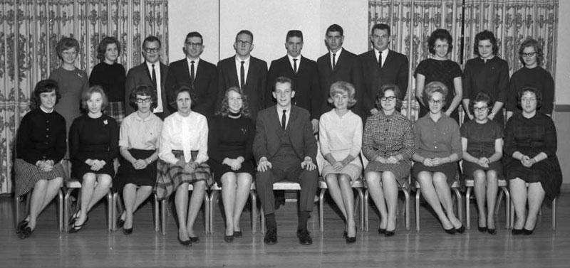 Future Business Leaders of America (Phi Beta Lambda), December 17, 1964