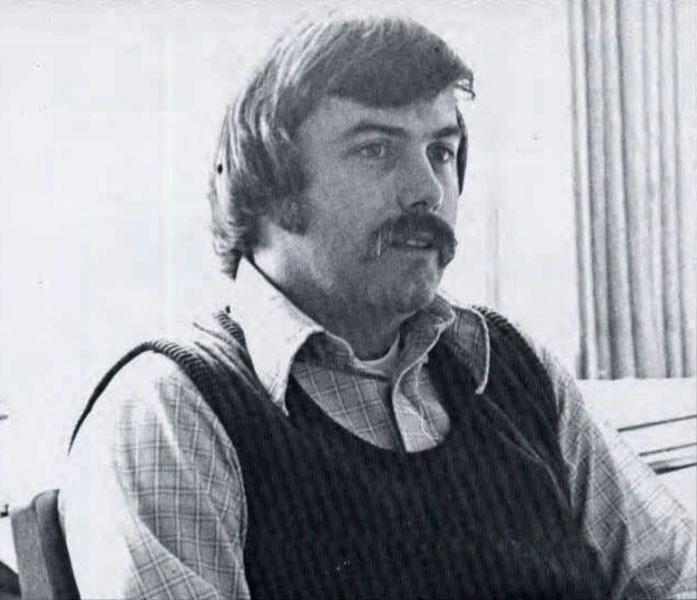 James Schmutte, 1977