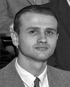 John Skene, November 12,1964