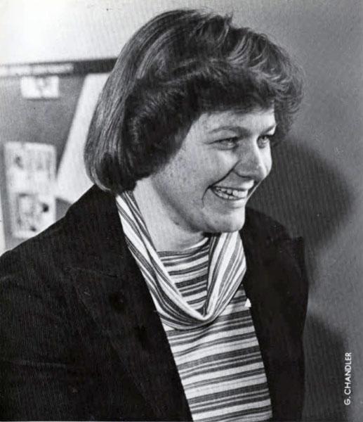 Joyce A. Studer, 1979
