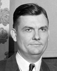 Herman Truelove, November 1940