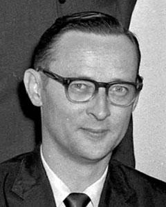 Clarence Vincent, June 27, 1968