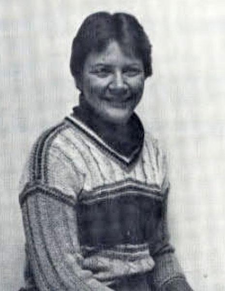 Susan Voyles, 1982