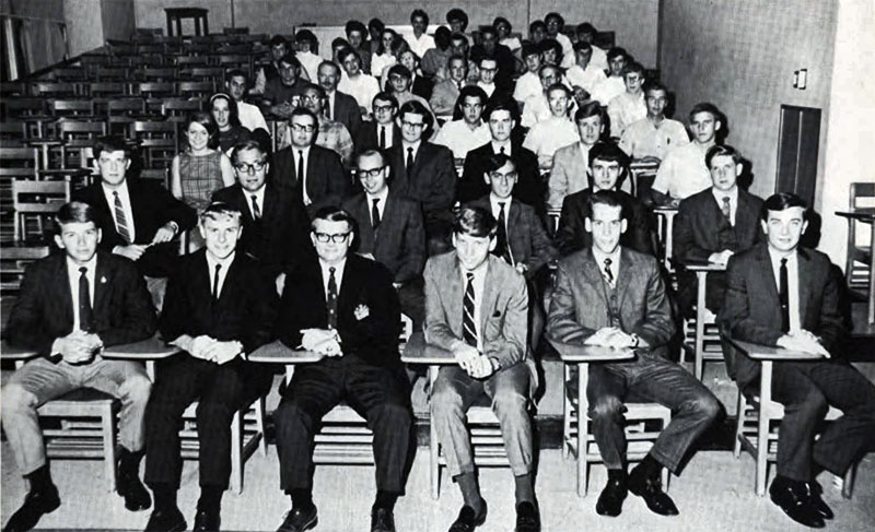 Accounting Club 1969